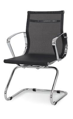 büro koltuğu, fileli koltuk, misafir koltuğu, ofis koltuğu, ofis koltuk, u ayaklı,krom metal,bekleme koltuğu