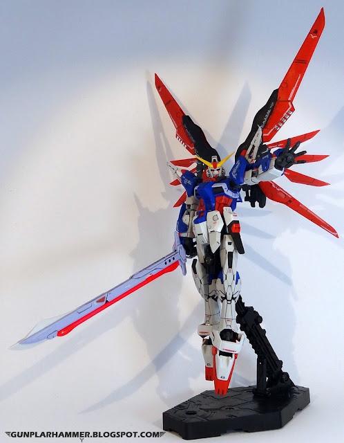 RG 1/144 Destiny Gundam ZGMF-X42S Realgrade