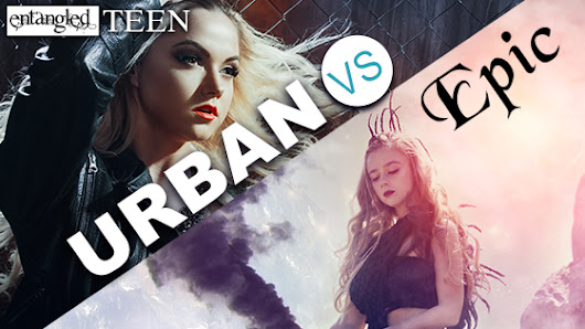 The Urban vs Epic Fantasy Week