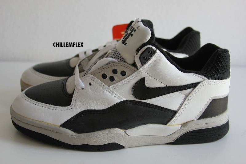arrives 76259 a5e10 1989 NIKE AIR DELTA FORCE ST LOW WHBLK-TC GY
