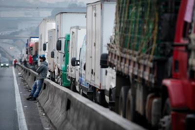 Benefícios às transportadoras podem desfalcar em R$ 27 bi os cofres públicos até 2020