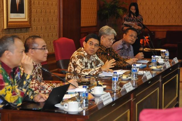 Menteri Pendayagunaan Aparatur Negeri & Reformasi Birokrasi, Yuddy Chrisnandi