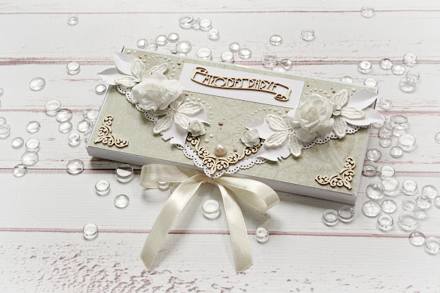 A romantic envelope card