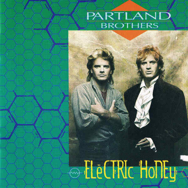 PARTLAND BROTHERS - Electric Honey (1986) front