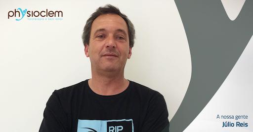 """Júlio Reis: """"O trabalho de prevenção da physioclem foi fundamental para chegarmos onde chegámos"""""""