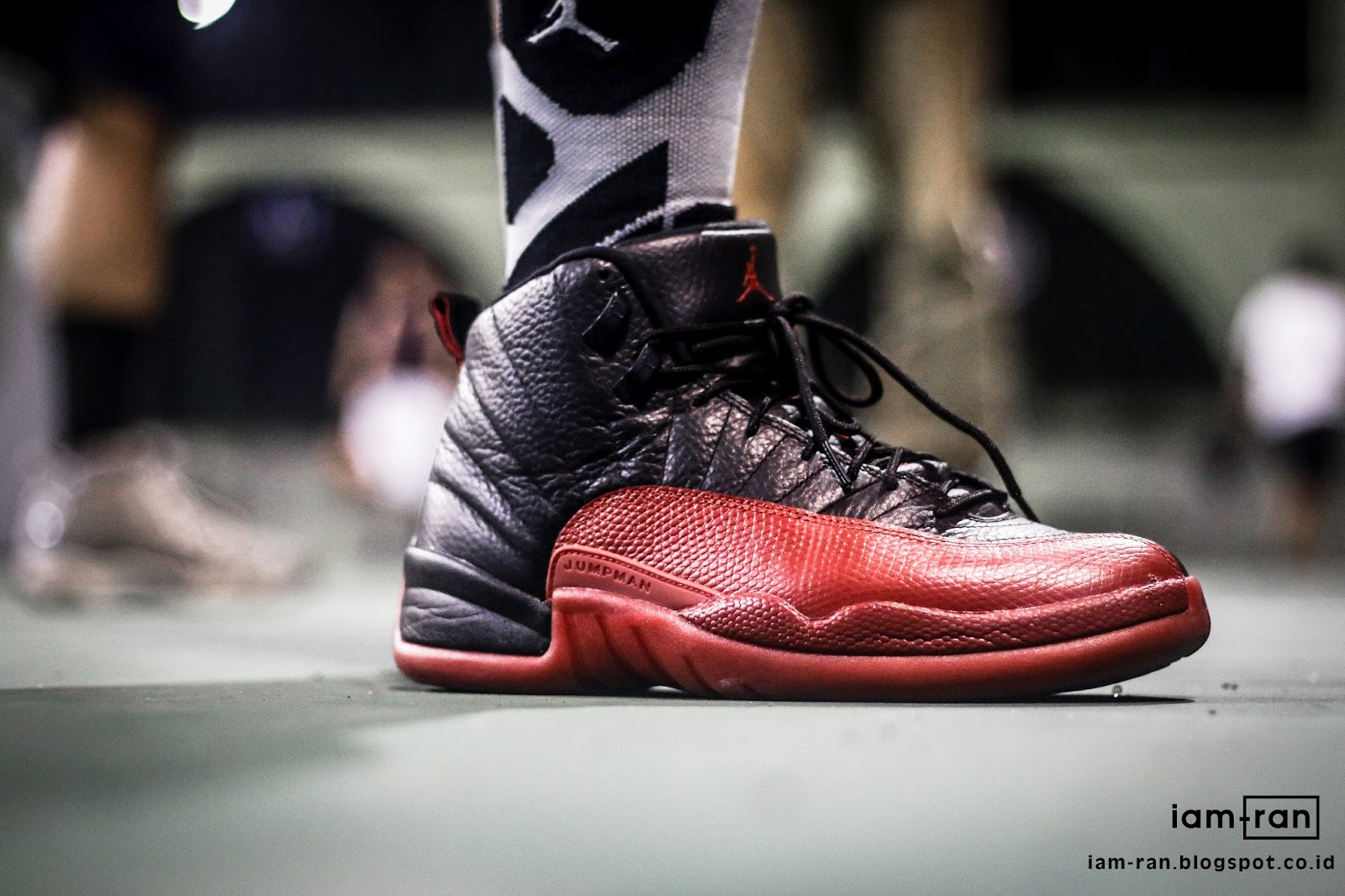 low priced c19c0 3f2de ON FEET   Vitra - Nike Air Jordan 12