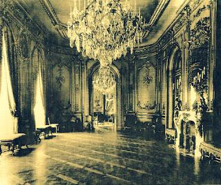 Salão de Baile do Palácio Ortiz Basualdo, em Buenos Aires