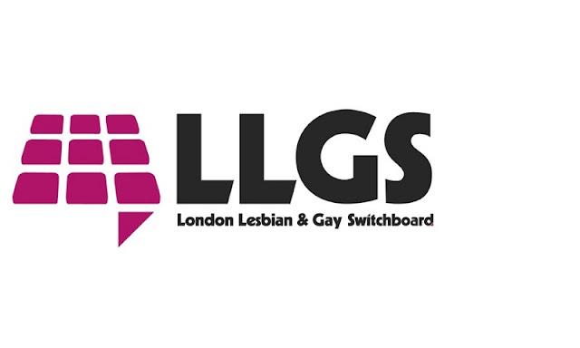 London Lesbian & Gay Switchboard em Londres