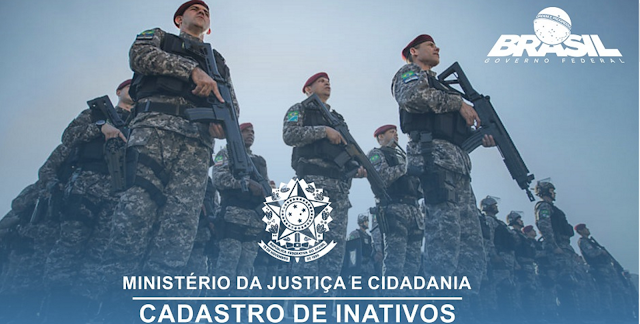 Força Nacional - Cadastro de Inativos