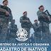 Ministério da Justiça abre seleção na Força Nacional para policiais civis, militares e aposentados