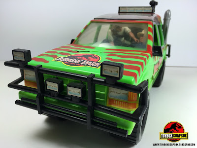 jurassic park explorer car toy