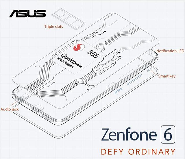 zenfone 6 details leak