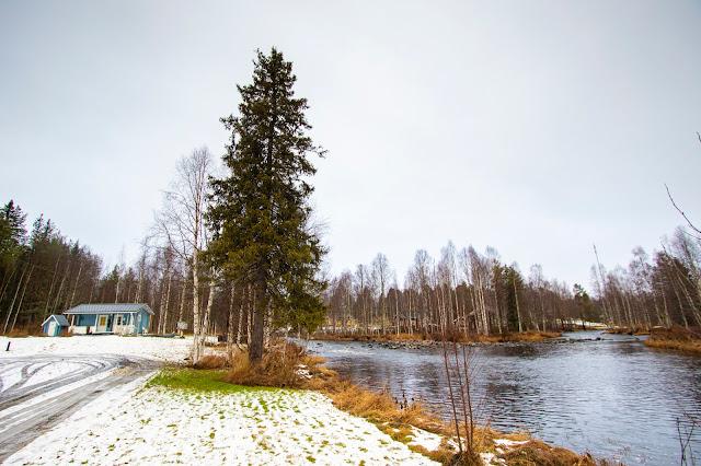 Dintorni di Rovaniemi
