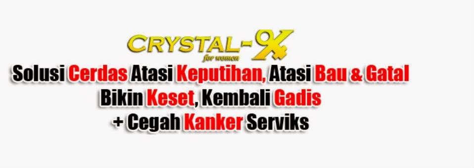 Pesan Crystal X