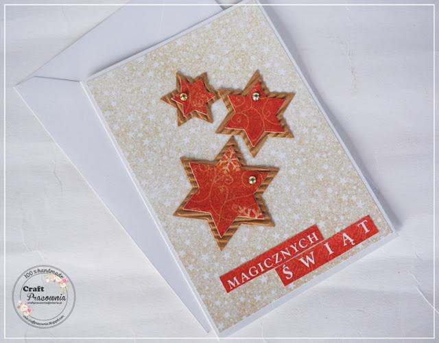kartki z gwiazdkami