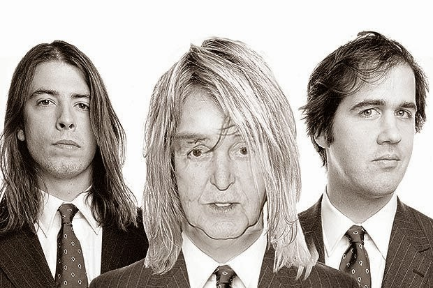 Nirvana Paul McCartney