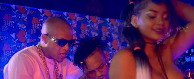 Prezzo Ft Dogo janja - Hamsa Mia Video