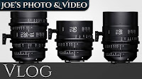 Sigma Announces A Line Of New Professional Cine Lenses | Vlog