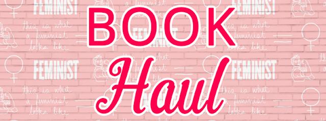Book Haul da Bienal + Extras