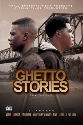 Ghetto Stories Poster