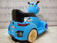 Motor Mainan Aki Pliko PK6200N Robot