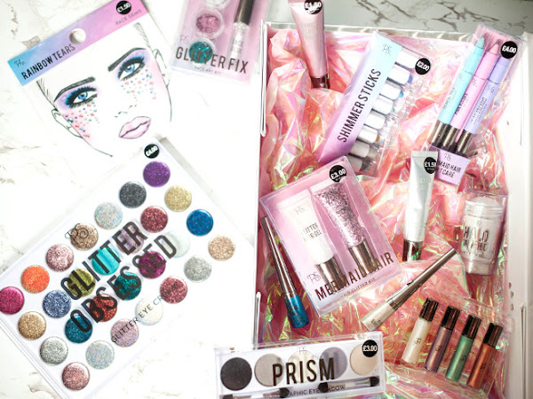 Beauty: easy festival makeup with Primark prism collection