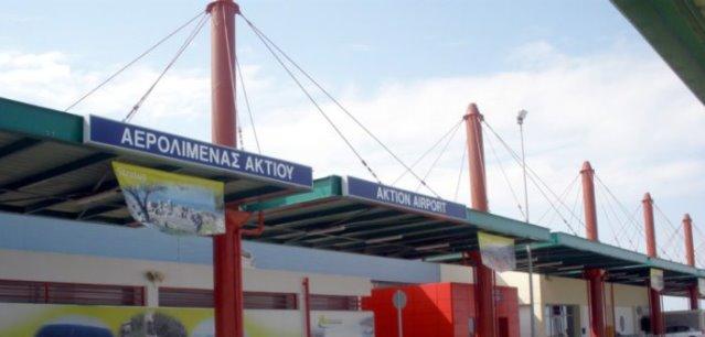 Πρέβεζα: Μεγάλη αύξηση επιβατών στο αεροδρόμιο του Ακτίου