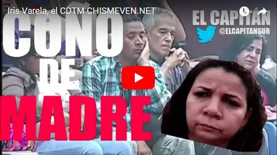 Lo que Iris Varela le enseña a los niños en Venezuela