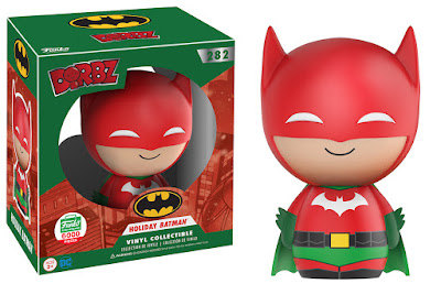 Holiday Batman Dorbz DC Comics Vinyl Figure by Funko