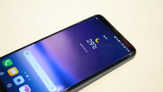 LG G7 ThinQ, el audio como diferencia entre sus rivales.