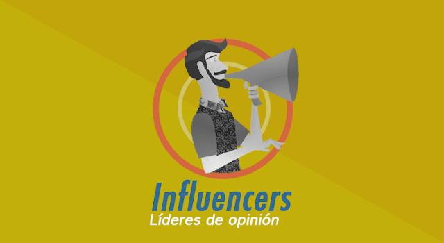 La importancia de los Influencers o Líderes de opinión