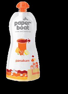 Paper Boat brand Panakam