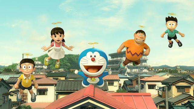 Film Doraemon Terbaik yang Wajib Kamu Tonton