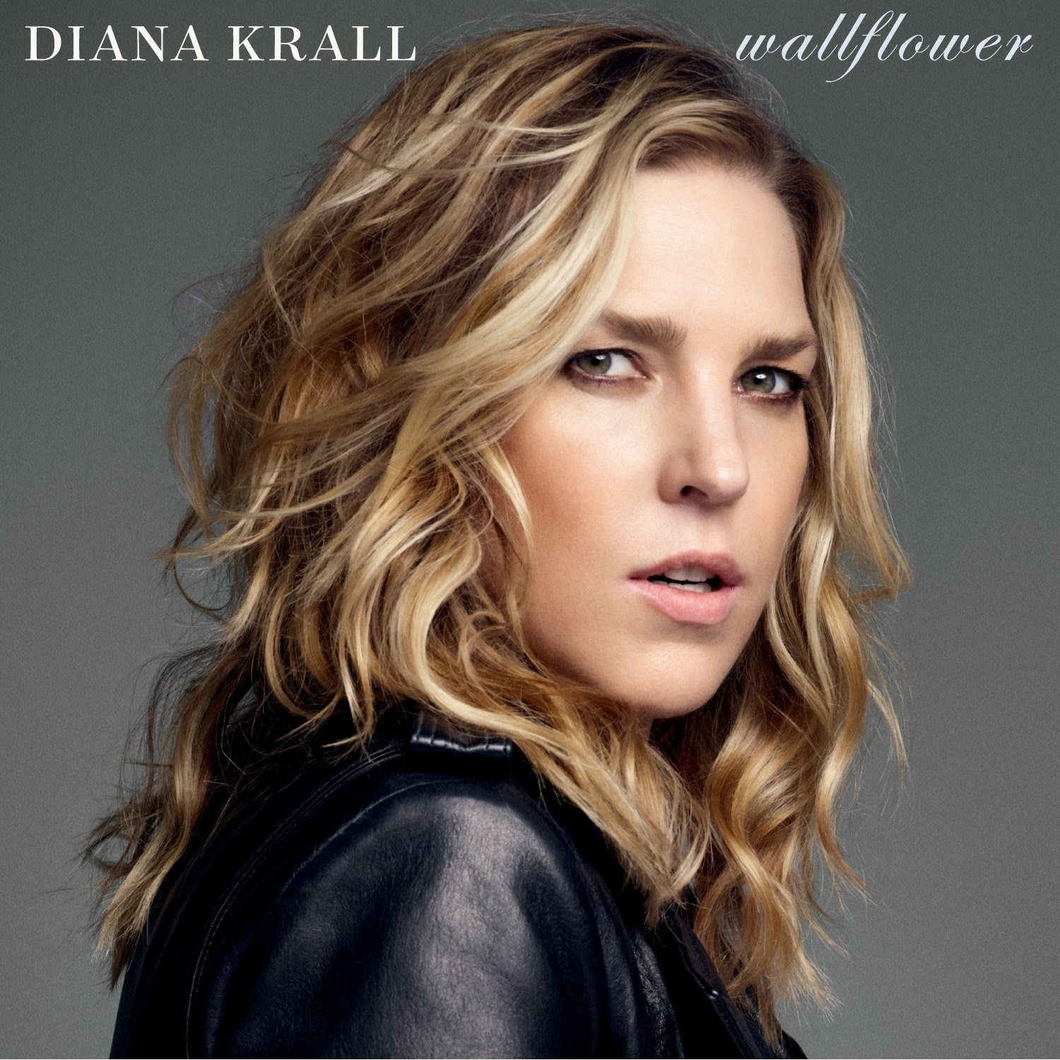 Diana Krall, Wallflower, album cover