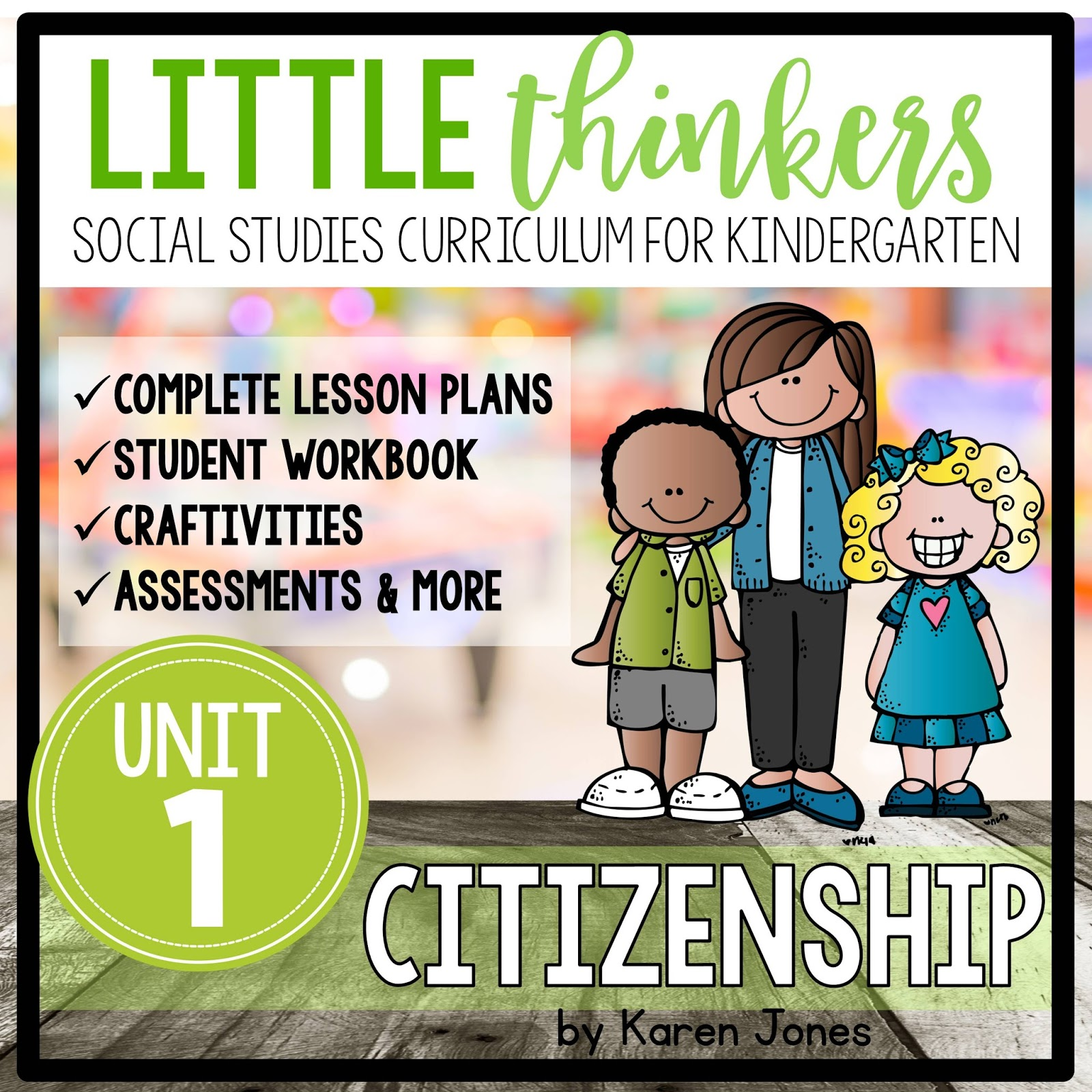 Little Thinkers A Social Stu S Curriculum Just For