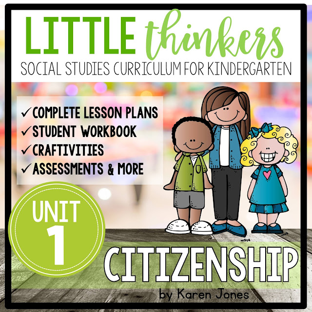 Little thinkers Unit 1