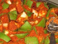 Aam ki achar (mango pickle)