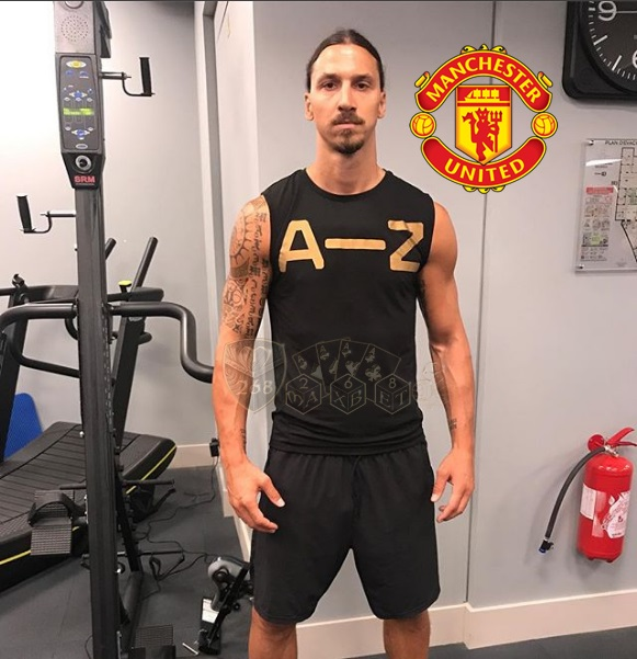 Zlatan Ibrahimovic Telah Pulih , Zlatan is Backk !!!