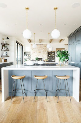 Cara Yang Efektif Memberikan Pencahayaan Diarea Dapur