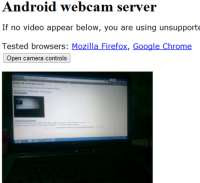 Camera Android Webcam