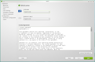 Cara Install OpenSUSE 12 Dual Boot Dengan Windows