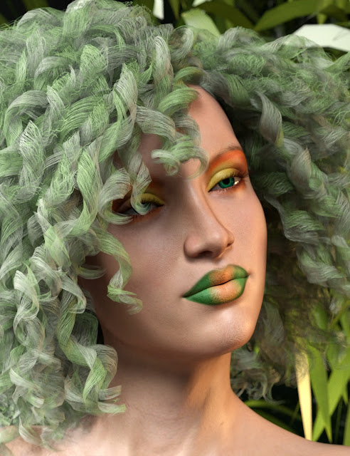 DAZ 3D - FSL Ultra Layered Makeups for Genesis 3 and 8 Female