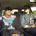 """Fizeram uma versão brasileira do """"Carpool Karaoke"""", com a participação do Rico Dalasam!"""