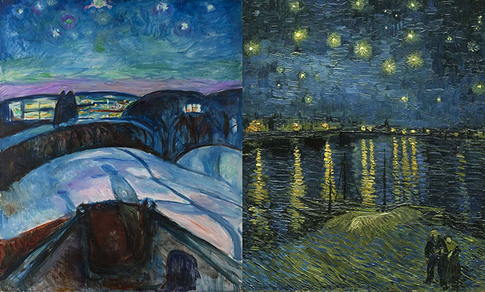 An Exhibit that Parallels the Lives of Vincent van Gogh and Edvard Munch 8e648c1e4