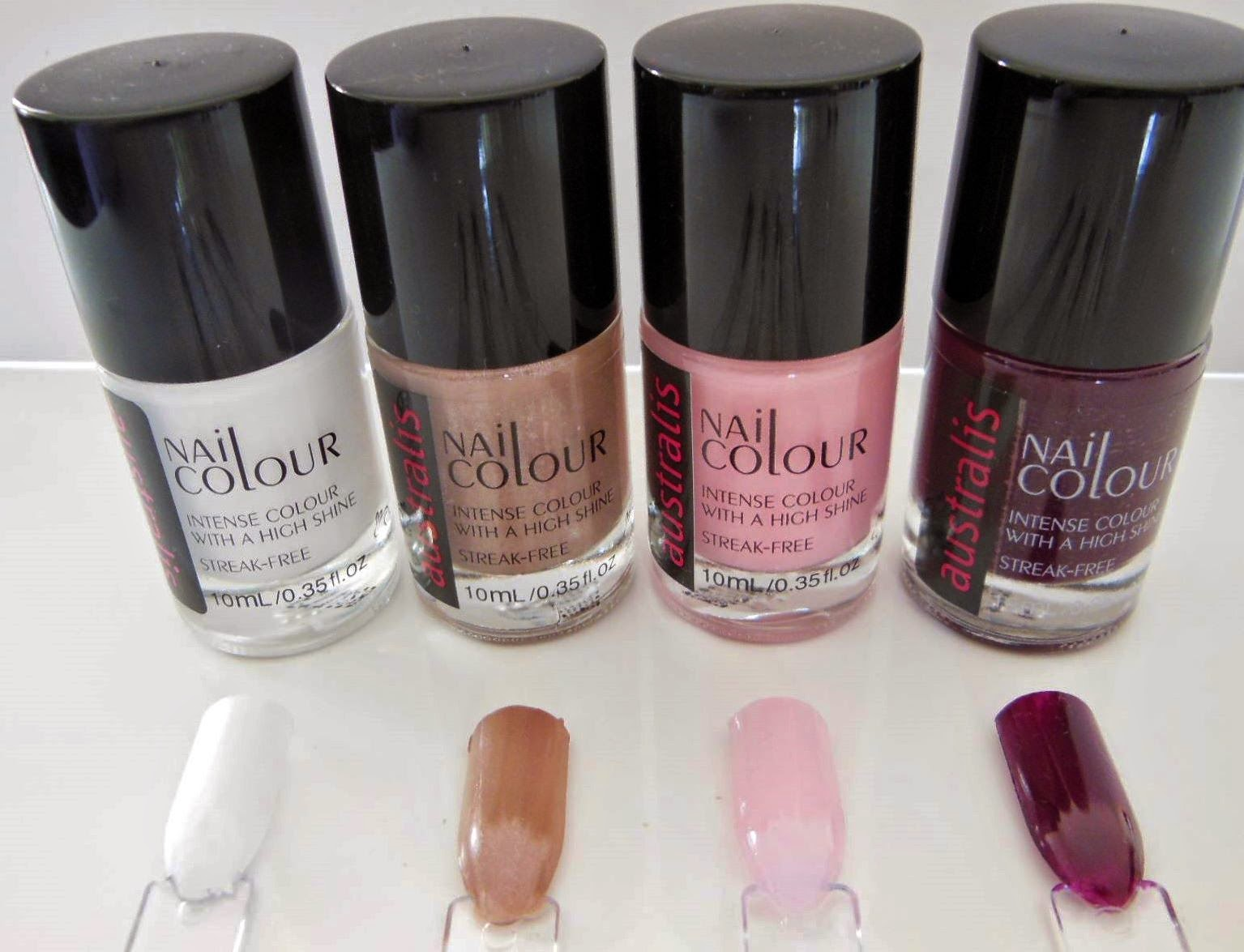 PRODUCT REVIEW. AUSTRALIS COSMETICS NAIL POLISHES | The Beauty ...
