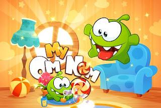 My Om Nom Apk v1.5.3 (Mod Crystals) Free Download