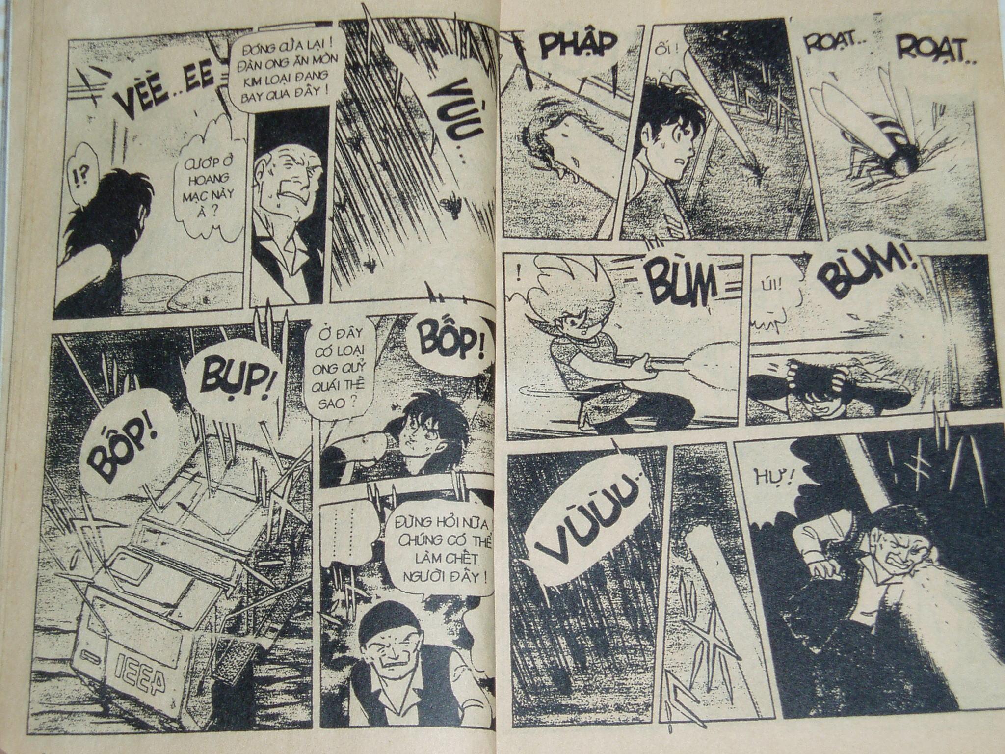 Siêu nhân Locke vol 18 trang 4