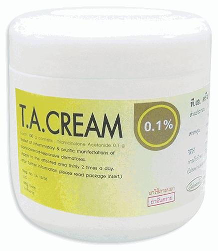 T.A. Cream 0.1%