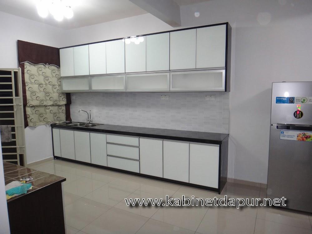 Alamualai Ini Post Saya Yang Terbaru Kabinet Dapur Pasang Siap Top Konkrit Terkini Disember 2017 Material 3g Gl Dan Formika