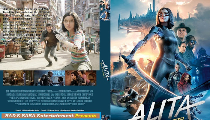 BAD-E-SABA Entertainment Presents Science Fiction Alita Battle Angel Online In HD